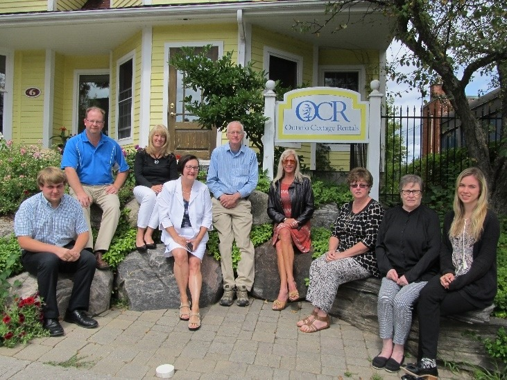 The Ontario Cottage Rentals Team